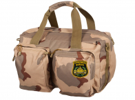 Тактическая военная сумка  с нашивкой Танковые Войска