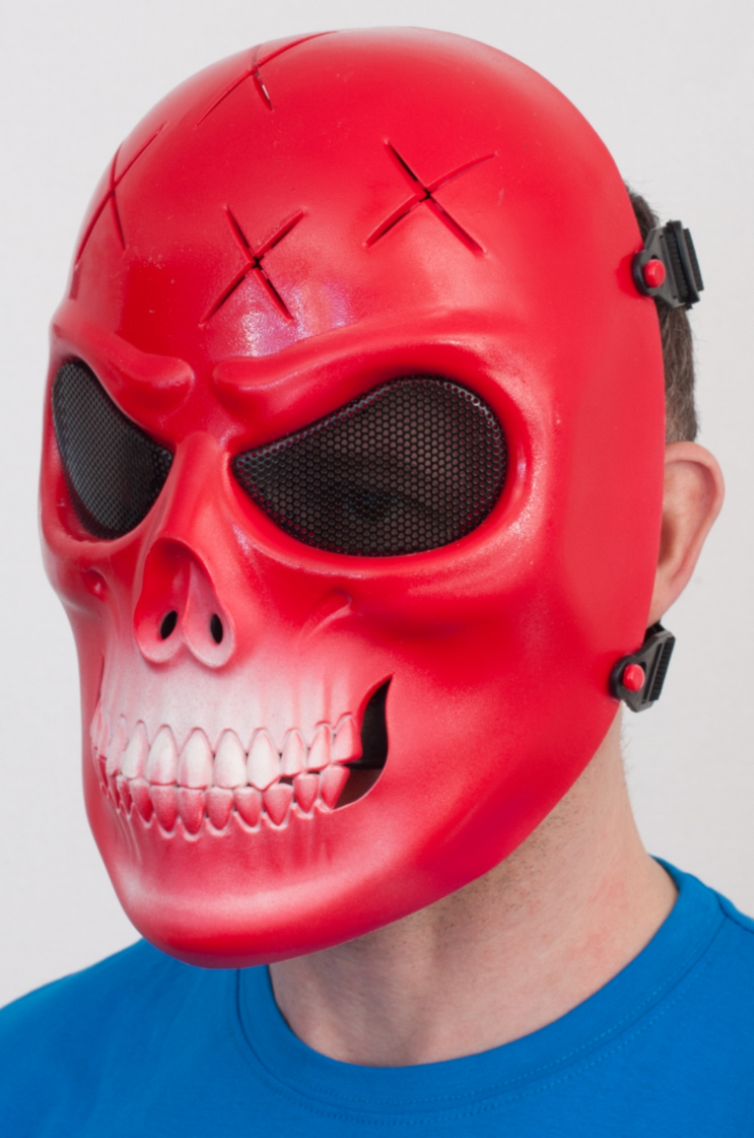 Кастомные маски со скидками