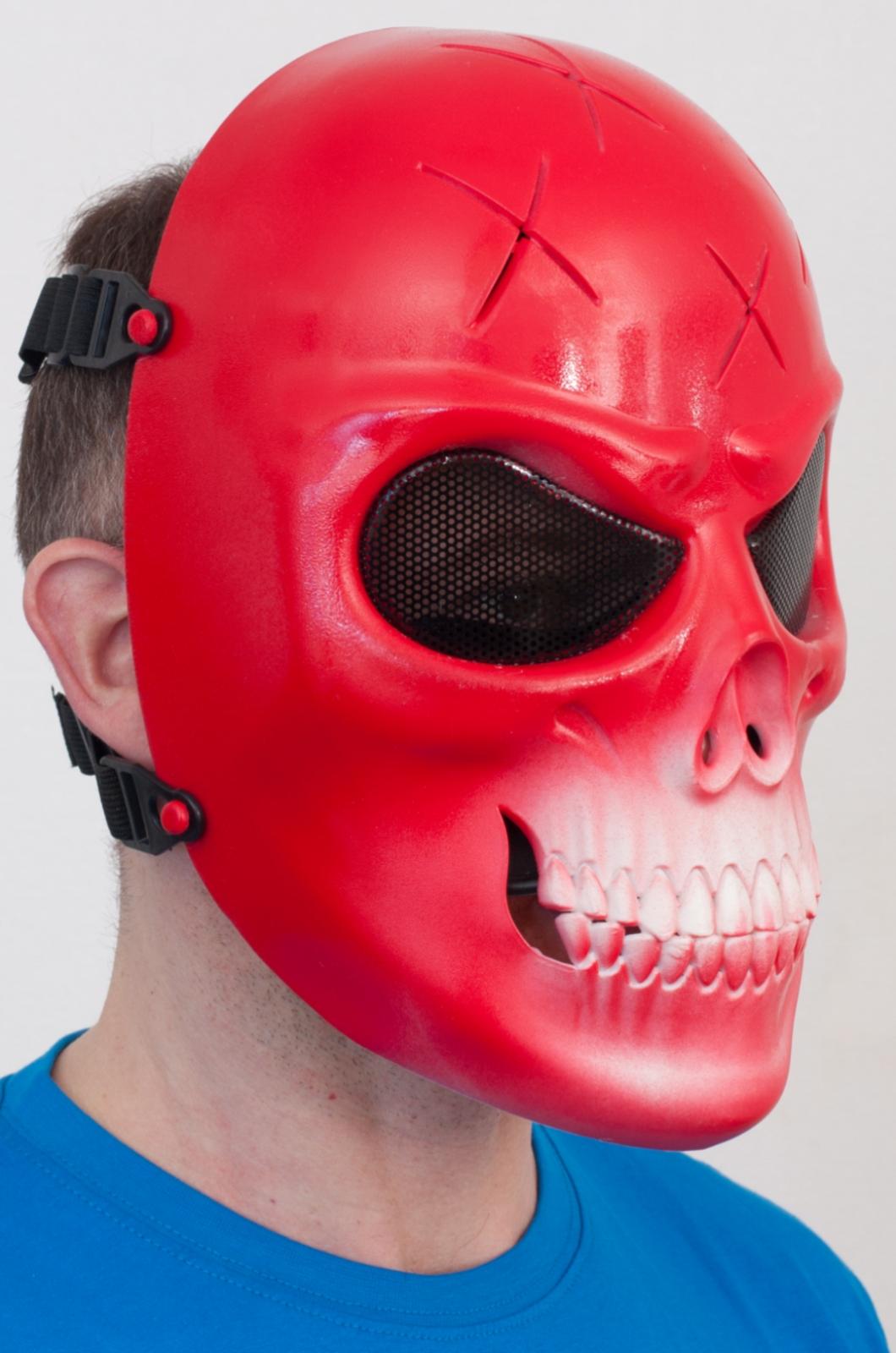 Тактическая защитная маска по выгодной цене