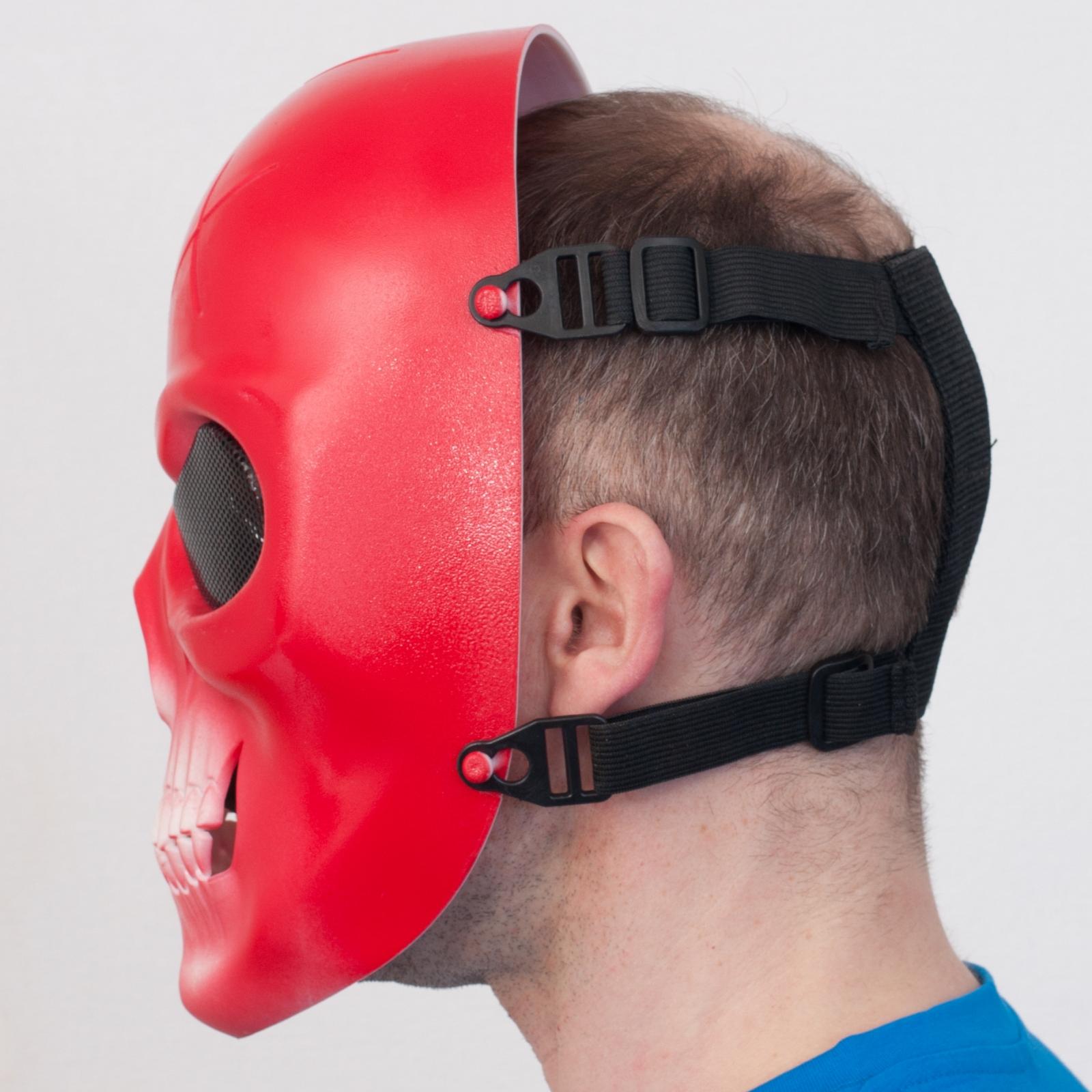 Тактическая защитная маска для страйкбола