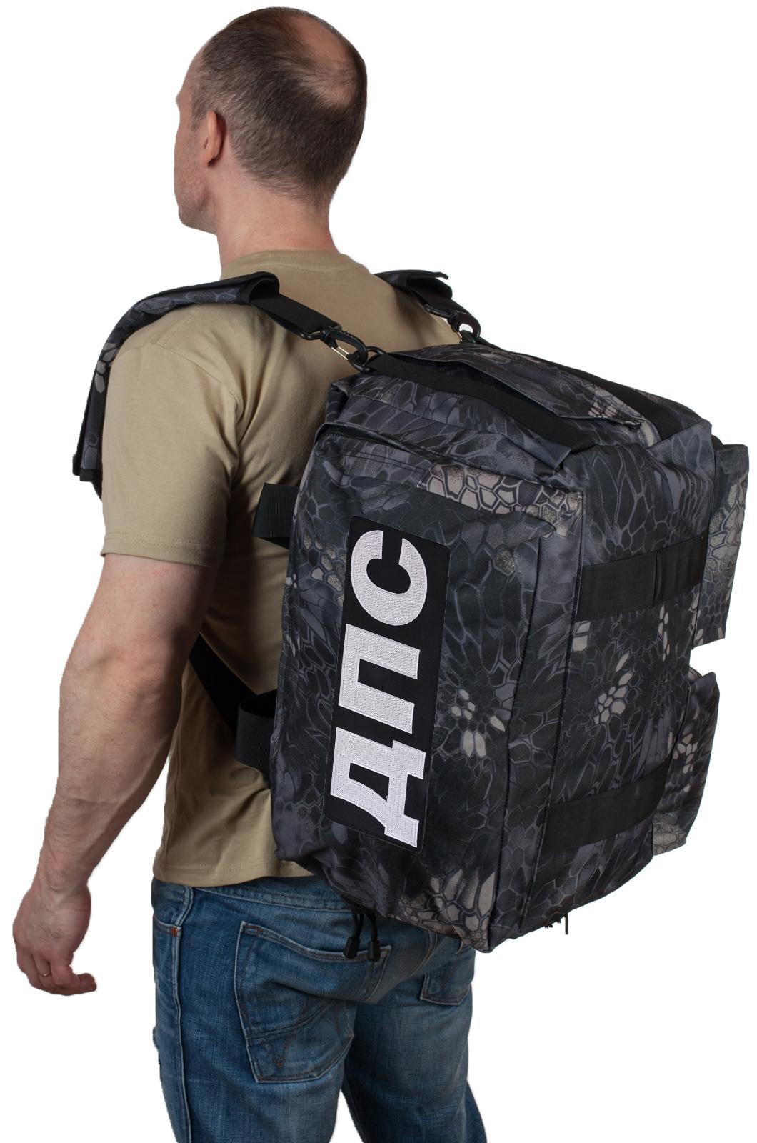 Купить тактическую заплечную сумку ДПС по выгодной цене