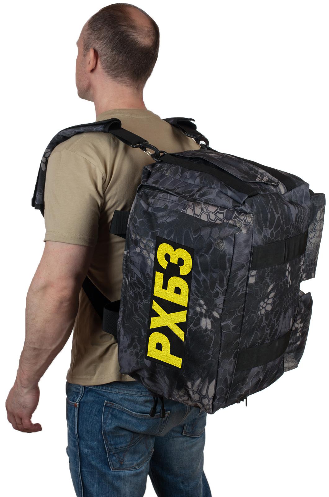 Купить тактическую заплечную сумку РХБЗ с доставкой онлайн