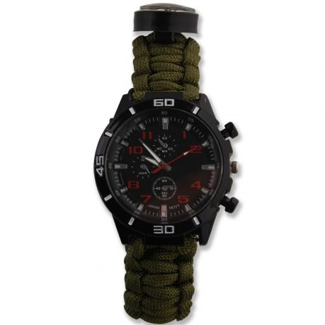 Тактические часы для военных