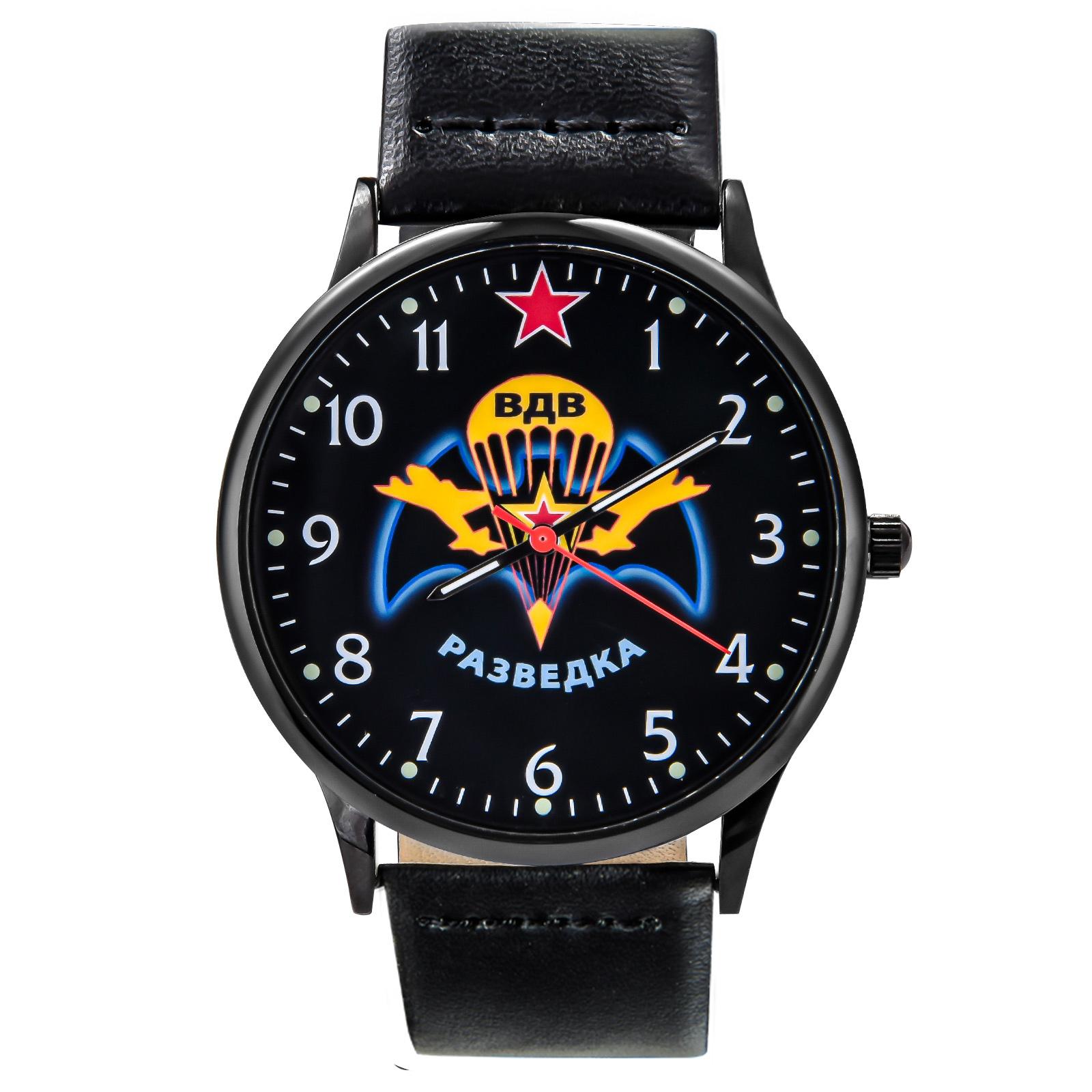 Тактические часы Разведка ВДВ купить в Военпро