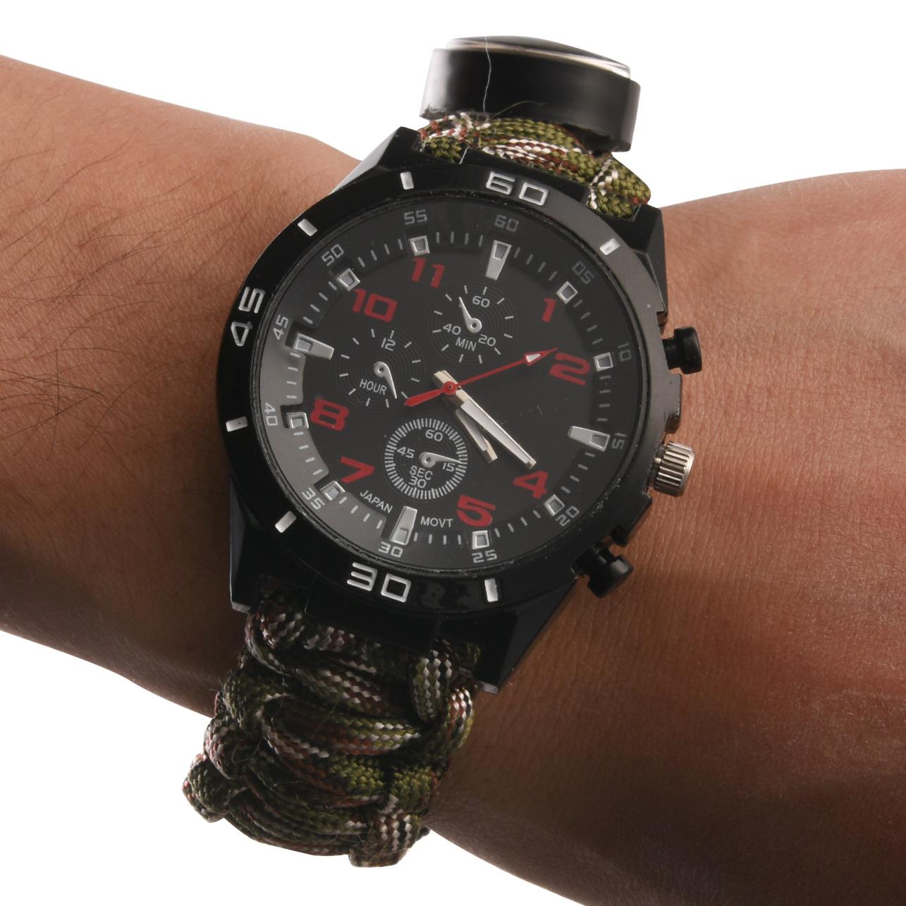 Тактические часы с компасом с доставкой