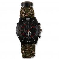 Тактические часы с компасом