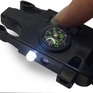 Тактические часы с многофункциональным браслетом