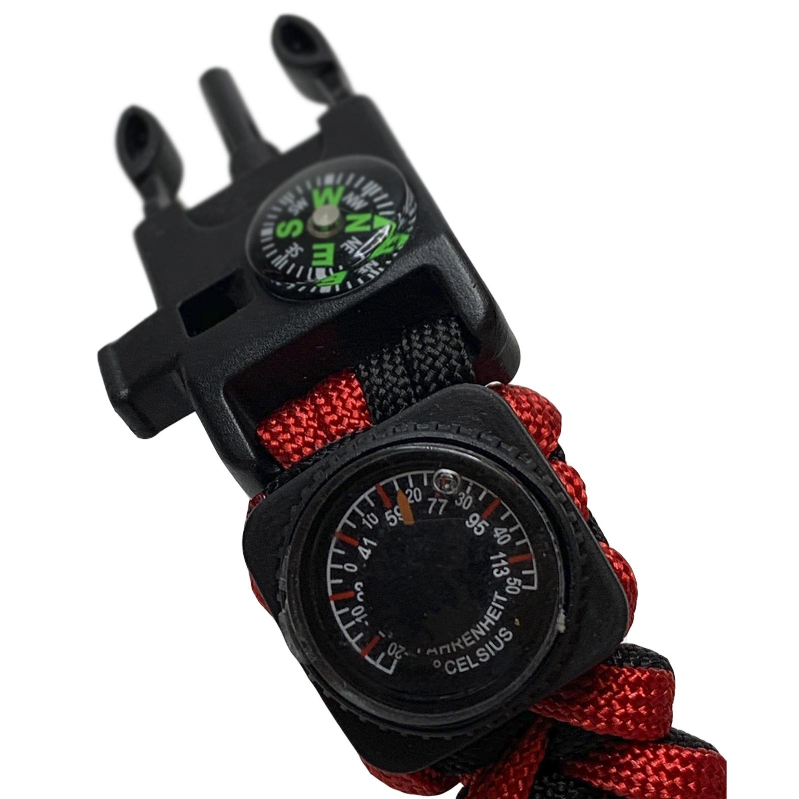 Тактические часы с многоцелевым браслетом