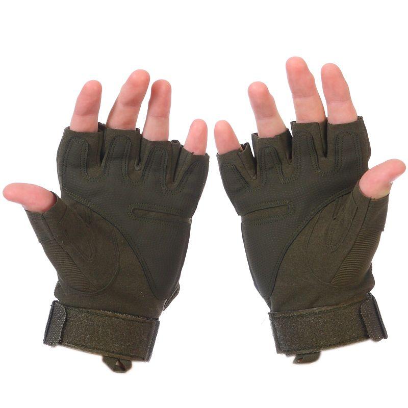 Тактические кевларовые перчатки в Москве-оборотная сторона
