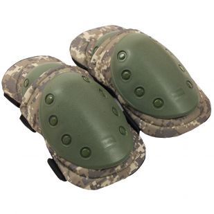 Тактические наколенники и налокотники камуфляж ACU