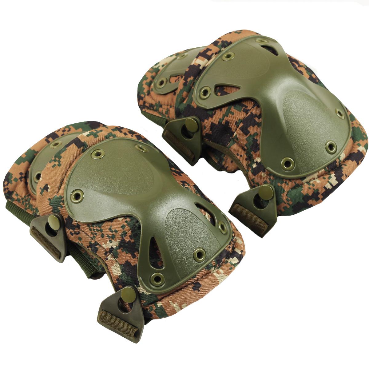 Армейские налокотники и наколенники