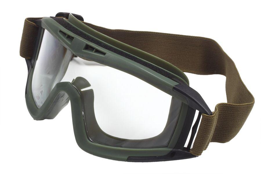 Тактические очки Гром прозрачные