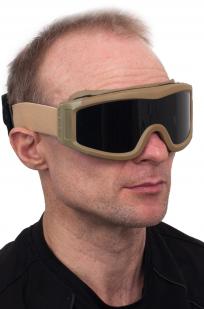 Защитные тактические очки со сменными линзами