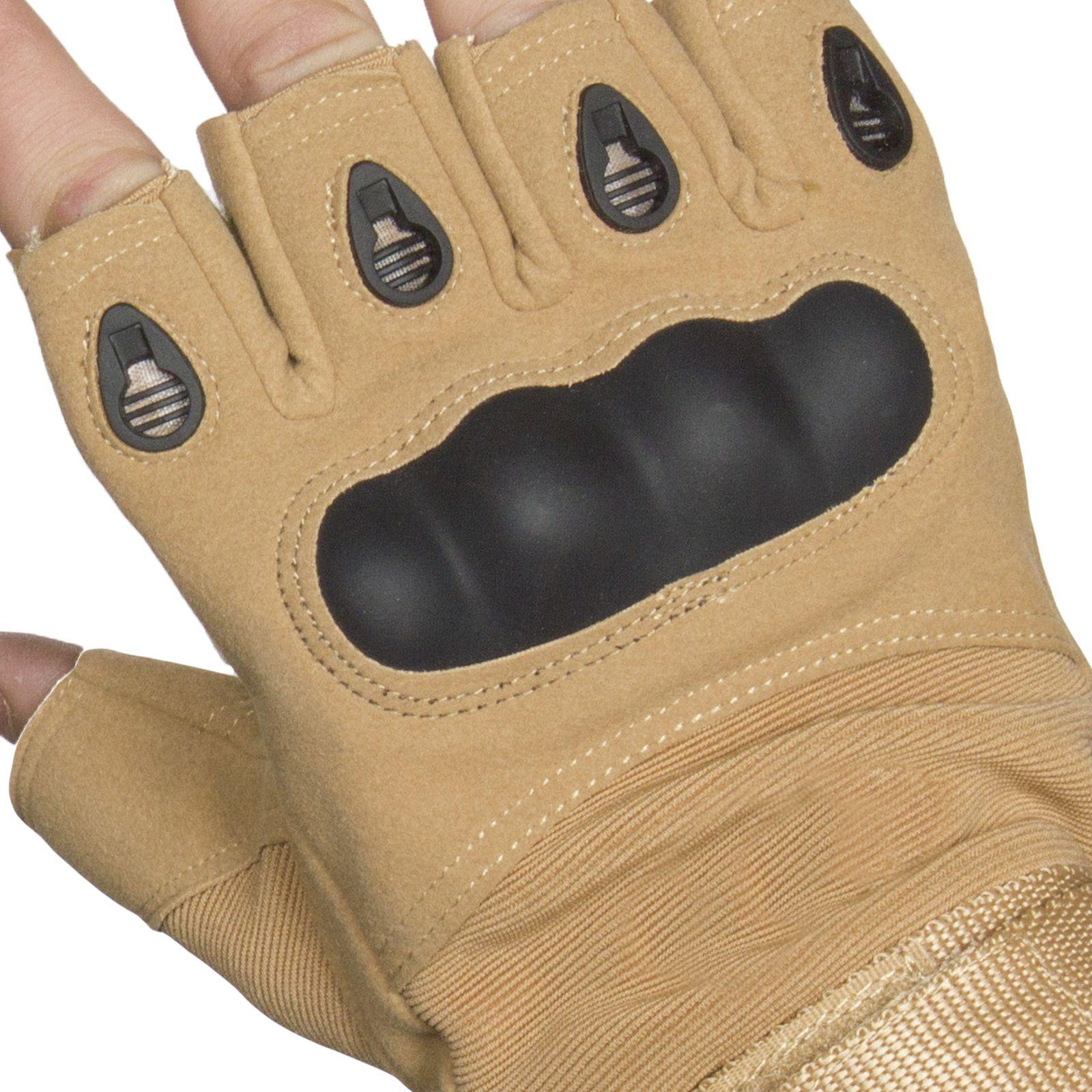 Заказать тактические перчатки с кевларом