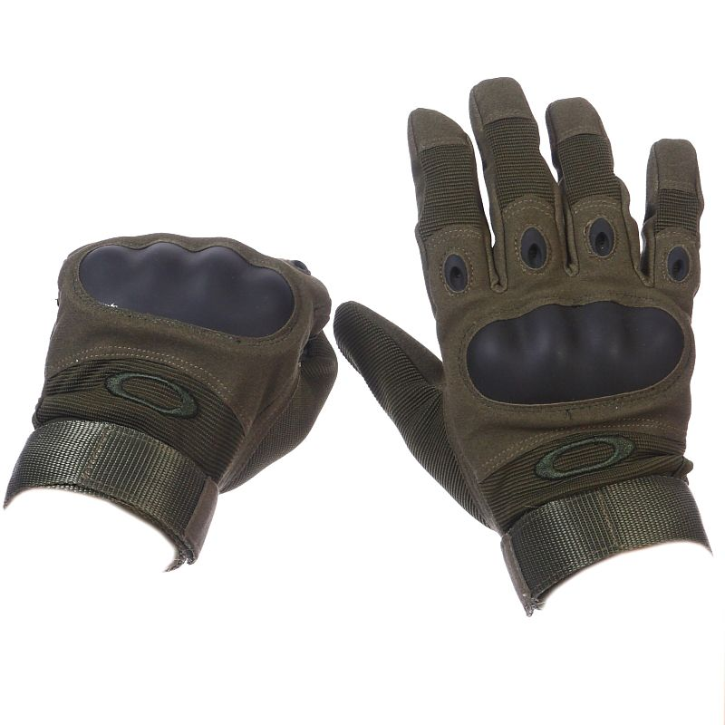 Тактические перчатки спецназа-лицевая сторона