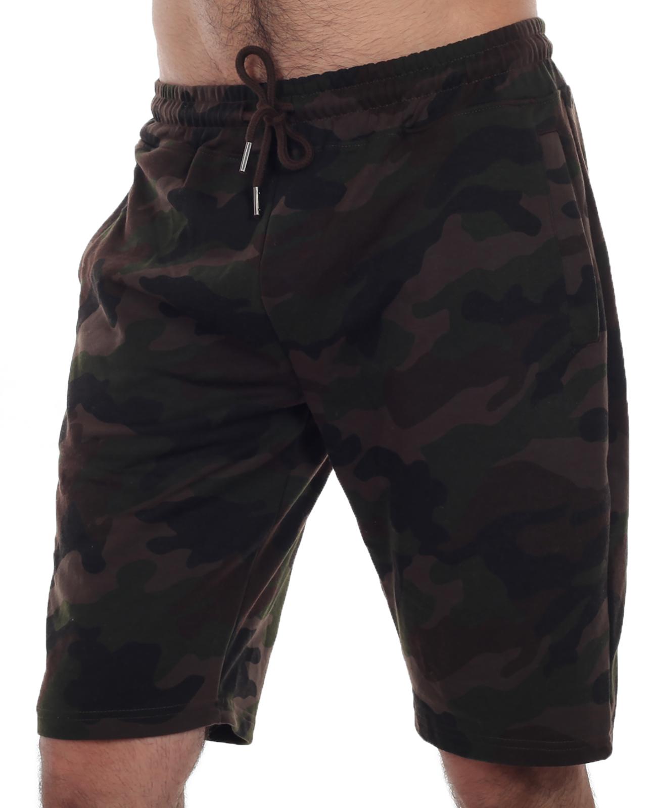 Тактические мужские шорты IZZUE, камуфляж CCE camo.