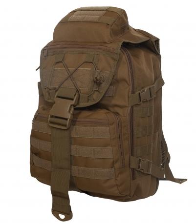 Тактический армейский рюкзак (хаки-песок)