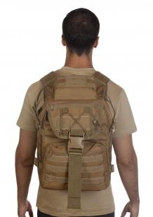 Тактический армейский рюкзак (хаки-песок) по лучшей цене
