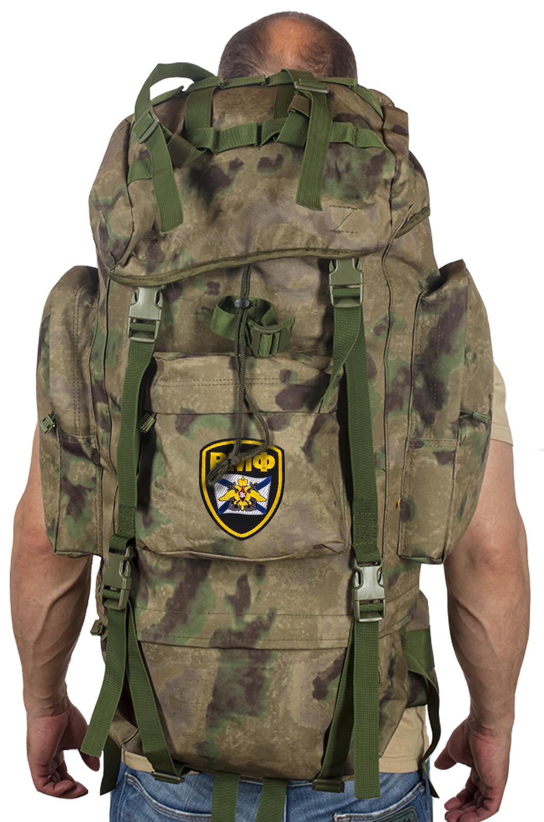 Тактический армейский рюкзак с нашивкой ВМФ - купить оптом