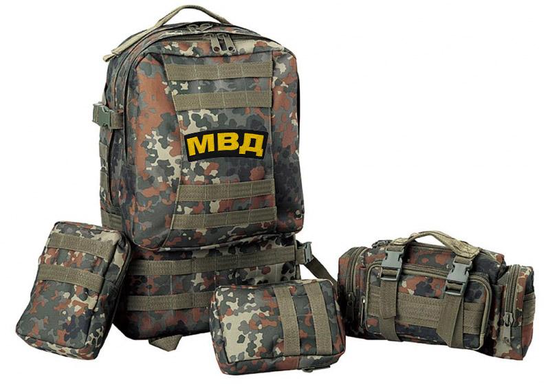 Тактический армейский рюкзак US Assault МВД - купить оптом