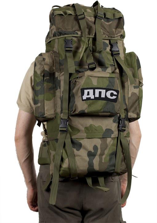 Тактический большой рюкзак с нашивкой ДПС - купить онлайн