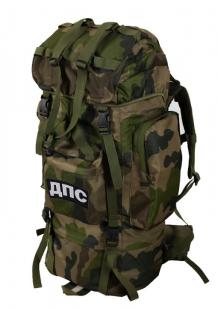 Тактический большой рюкзак с нашивкой ДПС - заказать выгодно