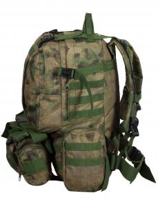 Тактический большой рюкзак-трансформер с нашивкой Полиция России - купить онлайн