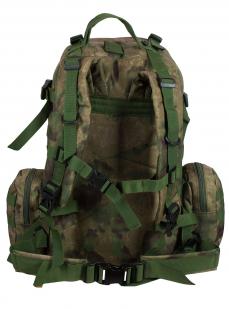 Тактический большой рюкзак-трансформер с нашивкой Полиция России - купить по низкой цене