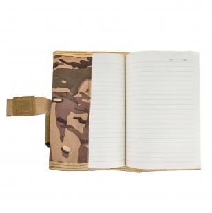 Тактический чехол-органайзер Kosibate для ежедневника (Multicam)