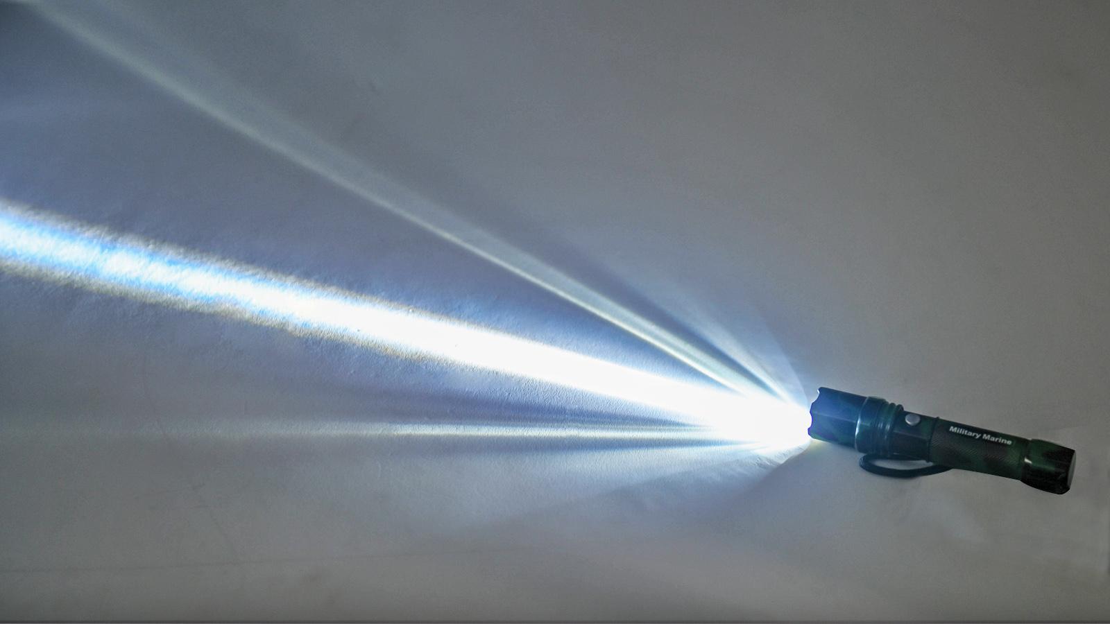 Тактический фонарик Military Marine