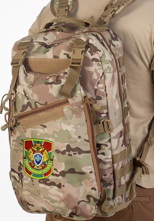 Тактический камуфляжный рюкзак Погранслужба - купить с доставкой