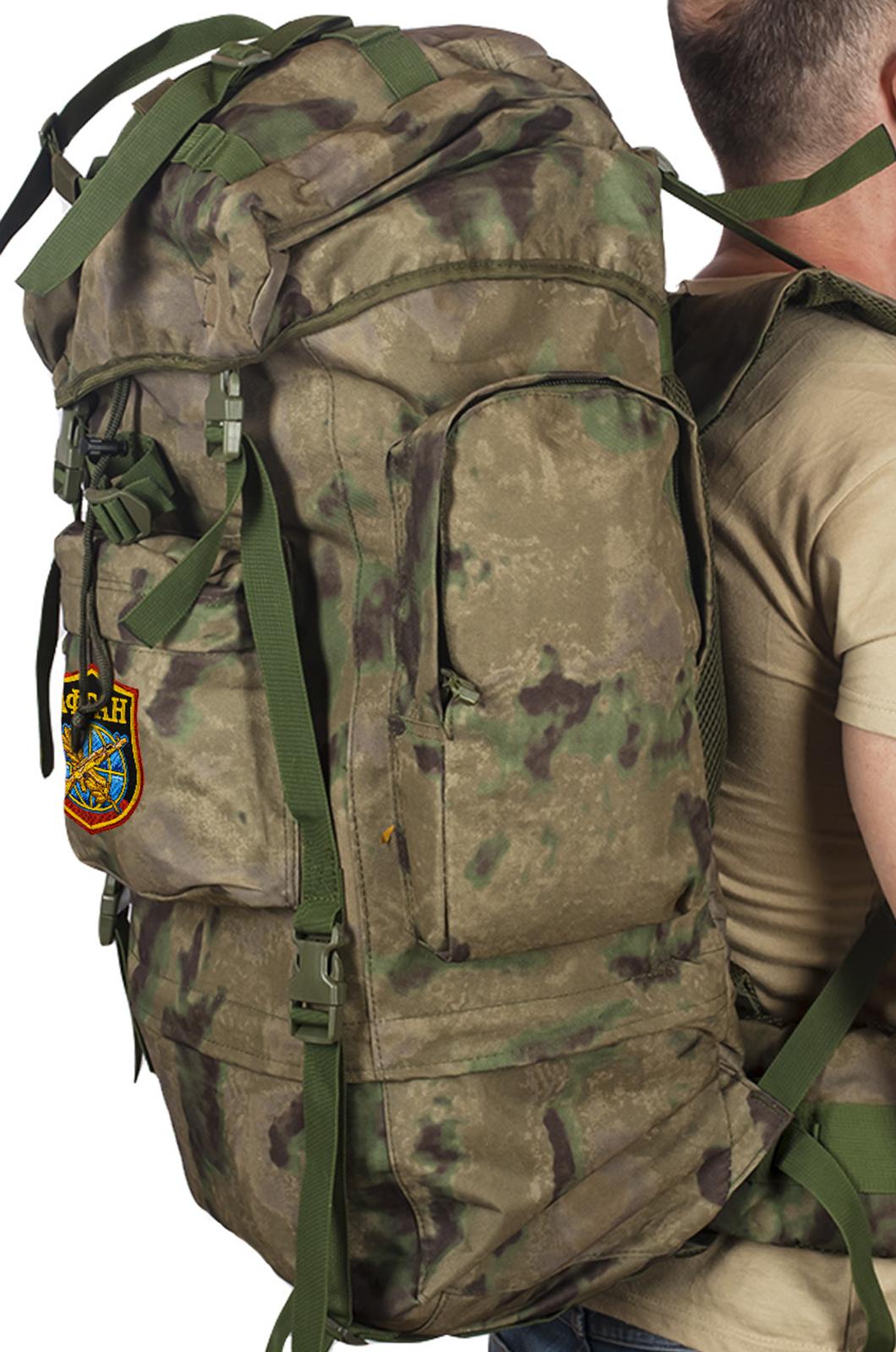 Тактический камуфляжный рюкзак с нашивкой Афган - заказать онлайн