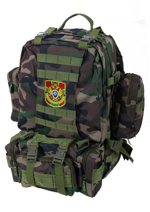 Тактический камуфляжный рюкзак с нашивкой Пограничной службы - купить оптом