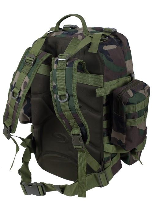 Тактический камуфляжный рюкзак с нашивкой Пограничной службы - купить в розницу