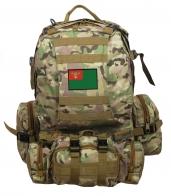 Тактический камуфляжный рюкзак с нашивкой ПОГРАНВОЙСКА