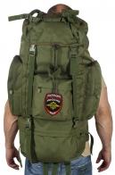 Тактический каркасный рюкзак с нашивкой Полиция России