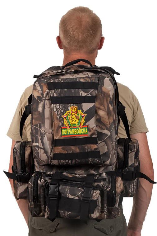 Тактический милитари-рюкзак US Assault Погранвойска - купить онлайн