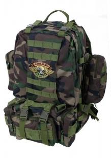 Охотничий мужской рюкзак US Assault НИ ПУХА, НИ ПЕРА! - заказать по низкой цене
