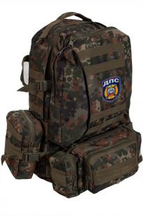 Тактический надежный рюкзак с нашивкой ДПС - заказать по низкой цене