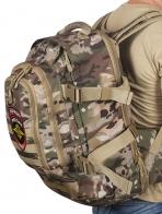 Тактический надежный рюкзак с нашивкой Полиция России