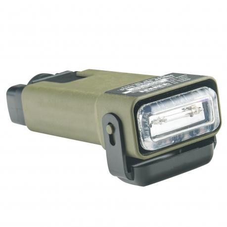 Тактический нашлемный фонарь-аварийный маркер FRS/MS-2000M