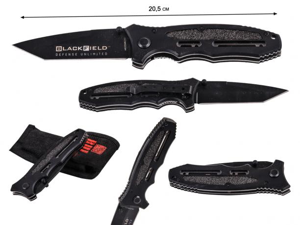 Тактический нож BlackField Evolution By Haller Stahlwaren (Германия)