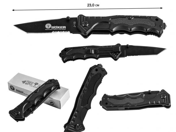 Тактический нож Boker J-10