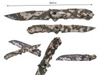 Тактический нож фиксед RUI RK-31823 Field Knife (Испания)