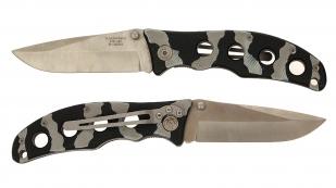 Тактический нож Herbertz Einhandmesser Tarndesign 245312 (Германия) - купить онлайн