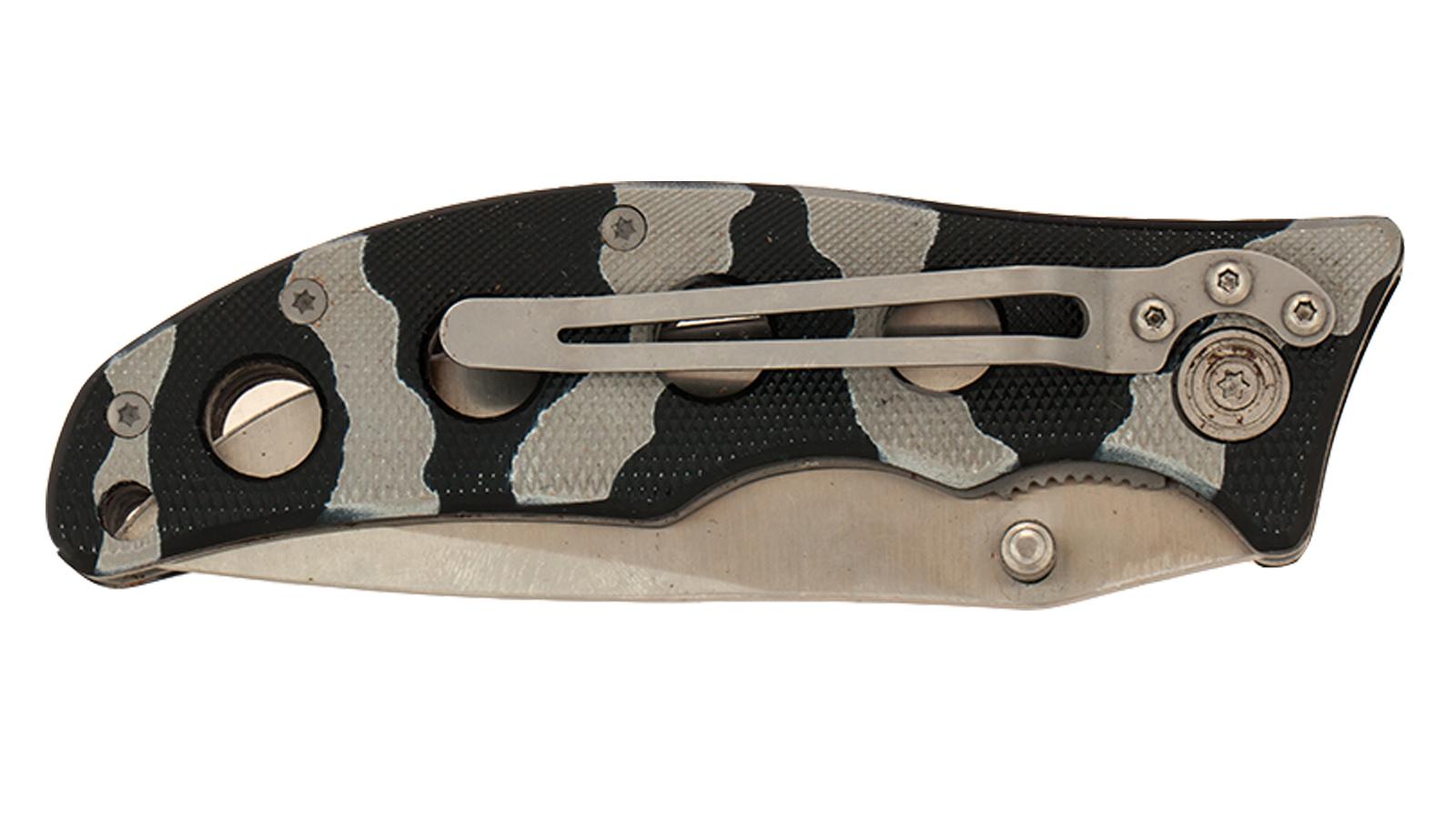 Тактический нож Herbertz Einhandmesser Tarndesign 245312 (Германия) - купить оптом