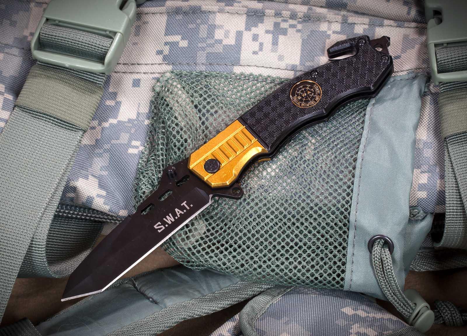 Тактический нож Martinez Albainox SWAT (Испания)