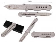 Тактический нож «Мотострелковые войска - Последнее слово за нами»