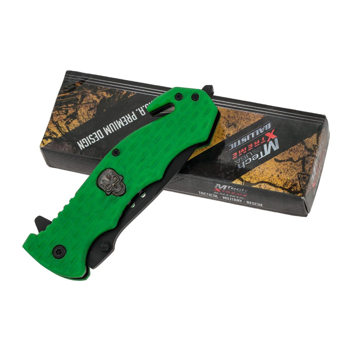 Тактический нож Mtech Extreme MX-A803GR - заказать оптом