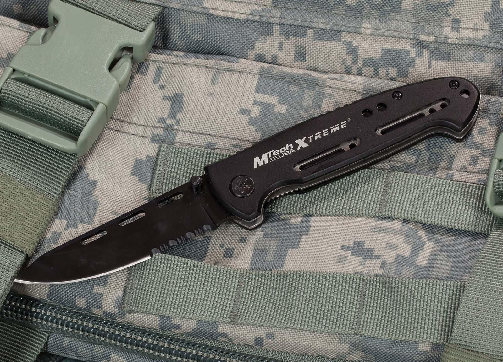 Тактический нож Mtech Xtreme MX-8022 BK